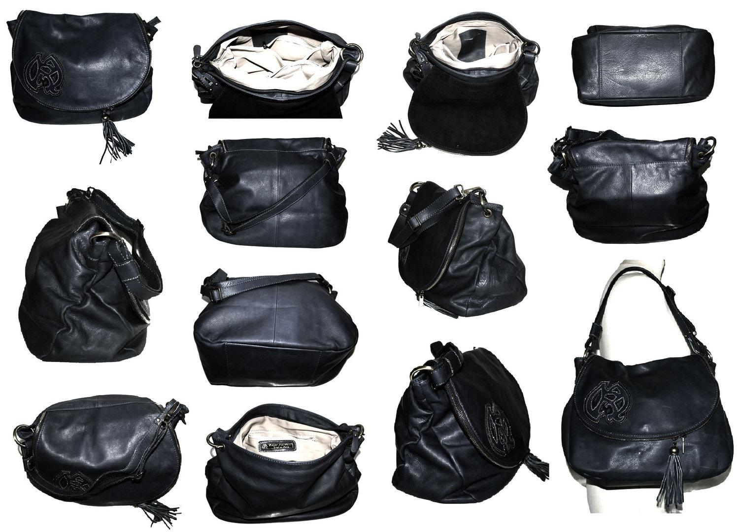 sac main petit mod le taille s 31 x 25 cm besace en cuir. Black Bedroom Furniture Sets. Home Design Ideas