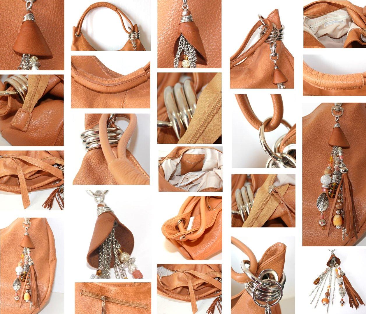 Bijoux avec cuir